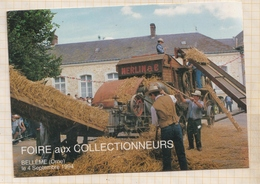 8AK3919 BELLEME LA BATTERIE FOIRE AUX COLLECTIONNEURS 1994  2 SCANS - France