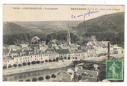 CHATEAULIN  LES QUAIS - Châteaulin