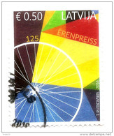 CYCLING 2016  Latvia Lettland Lettonie  Manufacter Of Bicycles Gustavs Erenpreiss USED (0) - Latvia