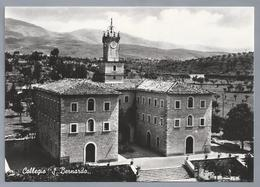 IT.- ABBAZIA CISTERCENSE Di CASAMARI. Collegio - S. Bernardo -. - Kerken En Kloosters
