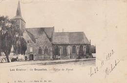FOREST / VORST / BRUXELLES / BRUSSEL / ELGISE DE FOREST 1903 - Vorst - Forest