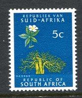 South Africa 1972-74 Definitives - No Wmk. - Phosphorised Paper - 5c Baobab Tree MNH (SG 318) - South Africa (1961-...)