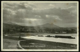 Ref 1240 - 1949 Postcard - Greystones From The Harbour - County Wicklow Ireland Eire - Wicklow