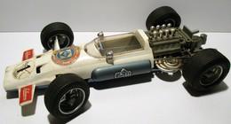 SCHUCO Brabham - Jugetes Antiguos