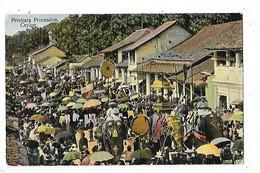 SRI LANKA  (ceylon)  Perehara Procession   -  L 1 - Sri Lanka (Ceylon)