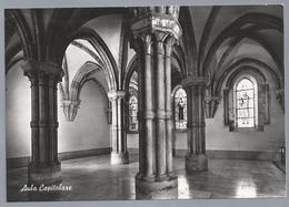 IT.- ABBAZIA CISTERCENSE Di CASAMARI. Aula Capitolare. - Kerken En Kloosters