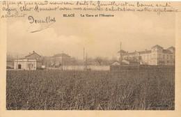 CPA - France - (69) Rhône - Blacé - La Gare Et L'Hospice - Autres Communes