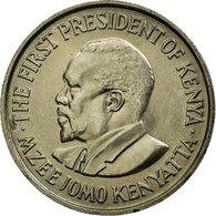 Monnaie, Kenya, 50 Cents, 1974, SUP, Copper-nickel, KM:13 - Kenya