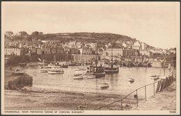 Mousehole, Near Penzance, Cornwall, C.1940s - Photochrom Postcard - England