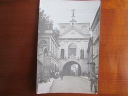 Wilna . Carte Photo - Lituanie