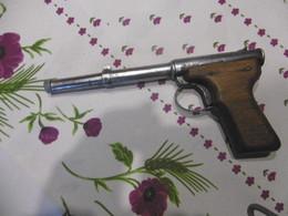 Pistolet  A Plomb - Armes Neutralisées