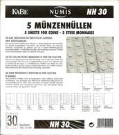 LEUCHTTURM - Feuilles NUMIS 30 CASES - Matériel