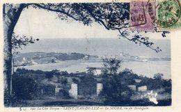 CIBOURE - SOCOA Vu De Bordagain - Gautreau 190 - écrite - Tbe - Ciboure
