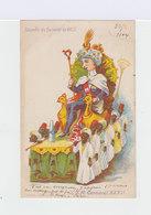 Illustration. Souvenir Du Carnaval De Nice 1904. S.M. Carnaval XXXII. (3162) - Carnaval