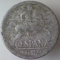 REGNO DI SPAGNA 10 Centimos  1940    PLUS  B - 10 Centesimi