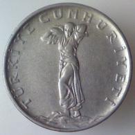 REPUBBLICA DI TURCHIA 25 Kurus  1966      BB+ - Turchia