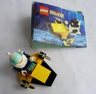 FIGURINE LEGO 1749 AQUAZONE PARAVANE Avec Notice 1996 - MINI FIGURE - Figures