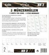 LEUCHTTURM - Feuilles NUMIS 2 POCHES - Matériel