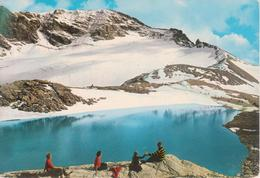 "BARDONECCHIA Centro Ski Estivo ""Colle Sommeiller"" - Lago E Ghiacciaio - Italie"