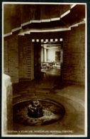 Ref 1242 - 1937 KEVIII Postcard - Interior ShakespeareMemorial Theatre Stratford-Upon-Avon - Stratford Upon Avon