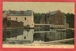 VITRY-en-ARTOIS - Le Moulin E.Duflos -1910 - - Vitry En Artois