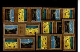 CEPT Zeitgenössische Kunst Bosnien-Herzegowina 7 - 8 Alle Zusammendrucke** Postfrisch MNH - 1993