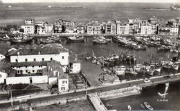 CIBOURE - Saint Jean De Luz - Le Port Quai De L'Infante - Lapie 21 - Petite Dentelée, écrite 1962 - Tbe - Ciboure