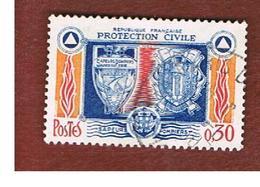 FRANCIA (FRANCE) -   SG 1631   -    1964  CIVIL PROTECTION  - USED - Francia