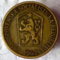 REPUBBLICA SOCIALISTA CECOSLOVACCA 1 Koruna  1962      MB - Cecoslovacchia
