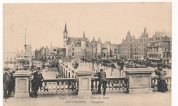 ANTWERPEN (ref. CP Nr 64) - Steenplein - Niet Gelopen - Antwerpen