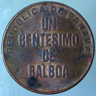 PANAMA 1 Centesimo  1996      BB+ - Panama