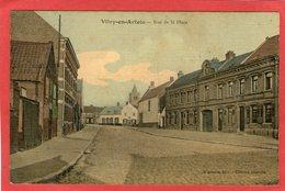 VITRY-en-ARTOIS -Rue De La Place   - - Vitry En Artois
