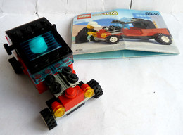 FIGURINE LEGO 6538 REBEL ROADSTER Avec Notice 1994   - MINI FIGURE - Figurines