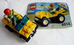 FIGURINE LEGO 6514 TRAIL RANGER Avec Notice 1994 - Mini Figure - Figures