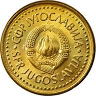 Monnaie, Yougoslavie, 50 Para, 1990, TTB, Laiton, KM:141 - Yougoslavie