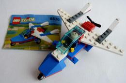 FIGURINE LEGO 6536 AERO HAWK Avec Notice 1993  - Mini Figure - Figures