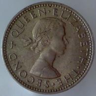 NUOVA ZELANDA 1 Shilling  1964      BB QSPL - Nouvelle-Zélande