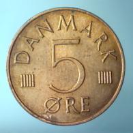 REGNO DI DANIMARCA 5 Ore  1986 R ♥ B     QSPL - Danimarca