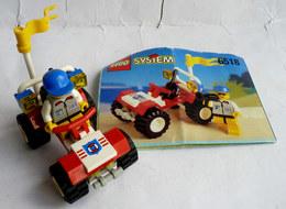 FIGURINE LEGO 6518 BAJA BUGGY Avec Notice 1996 - MINI FIGURE - Figures