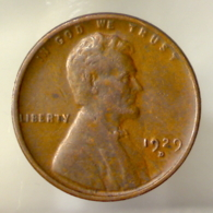 STATI UNITI D'AMERICA 1 Cent Lincoln 1929 D     MB QBB - Federal Issues