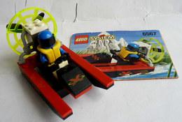 FIGURINE LEGO 6567 EXTREME TEAM SPEED SPLASHER Avec Notice 1998 - MINI FIGURE - Figures