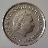 REGNO D'OLANDA 25 Cents  1979      SPL - 1948-1980 : Juliana