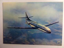 AIR FRANCE  CARAVELLE  EDITION YVON - 1946-....: Modern Era