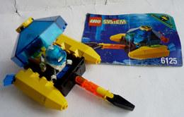 FIGURINE LEGO 6125 SEA SPRINT 9 Avec Notice 1995 - MINI FIGURE - Figures