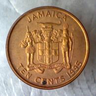 GIAMAICA 10 Cents  1995      QFDC - Giamaica
