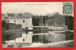 VITRY-en-ARTOIS - Le Moulin De E.Duflos - 1907 - - Vitry En Artois
