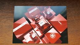 Carte Chanel - Perfume Cards