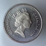 GIBILTERRA 5 Pence  1996 AA     FDC - Gibraltar