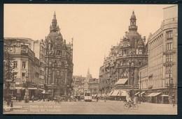 ANTWERPEN (ref. CP Nr 71) - Leysstraat - Niet Gelopen - Antwerpen