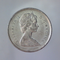 CANADA 25 Cents  1974      BB+ - Canada